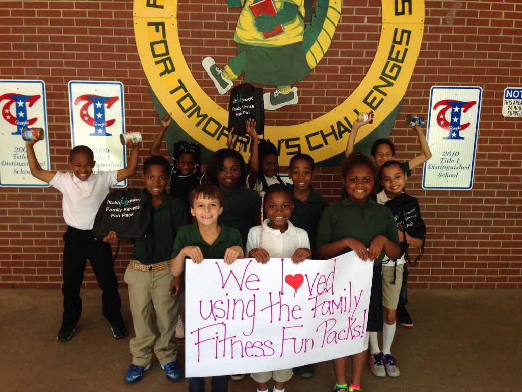 Family Fitness Resource
