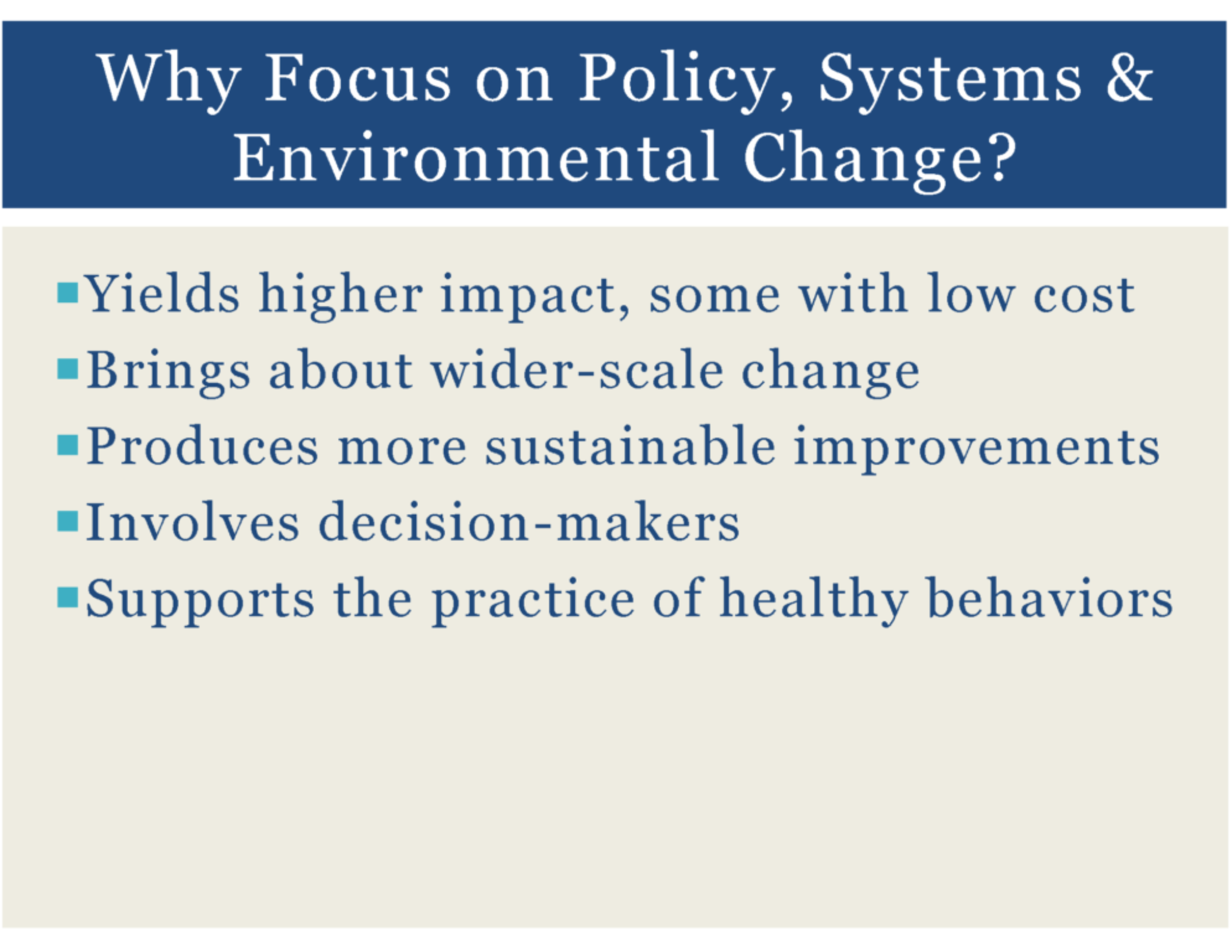 HealthMPowers-Program-Policy-Environmental-Change-Training-2